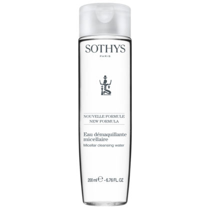 SOTHYS Eau Démaquillante Micellaire - Micellar Cleansing Water. 200 ml.