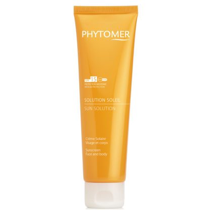 PHYTOMER Solution Soleil SPF 15 - Sun Solution Sunscreen Face and Body. 125 ml.